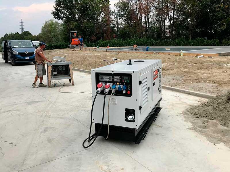 Venta Renta Instalación Y Mantenimiento de Generadores de energia